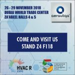 Big 5 Exhibition – 26-29 November 2018 – Dubai