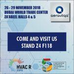 Big 5 Exhibition – 26-29 November 2018 – Dubai